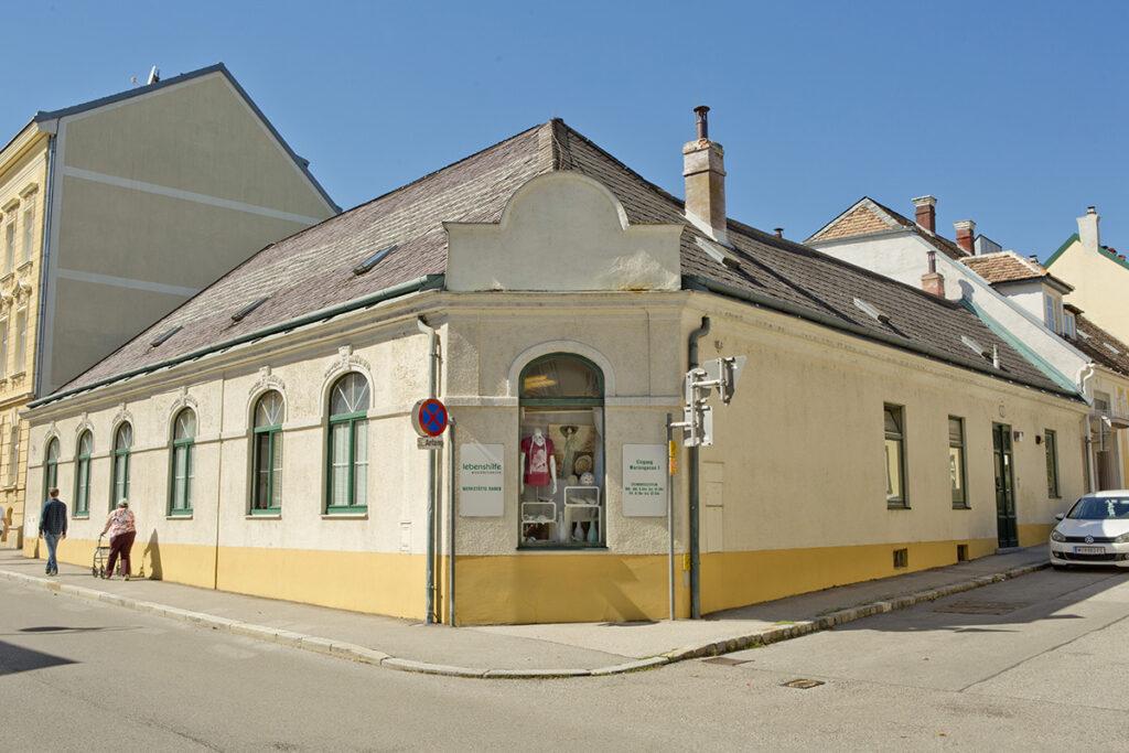 Standort Baden Mariengasse