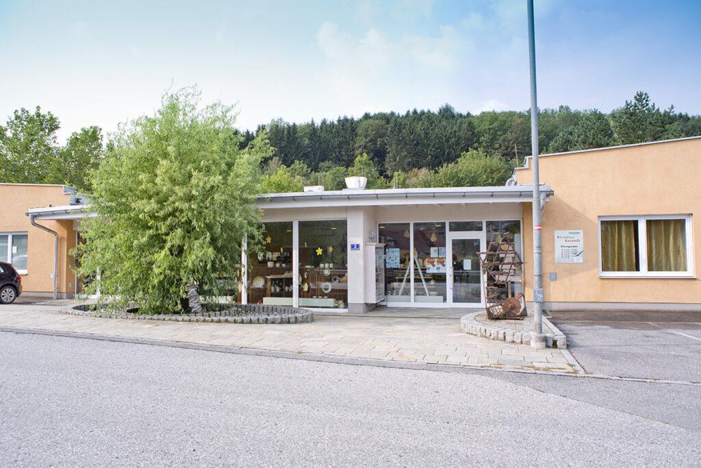 Standort Scheibbser Keramik